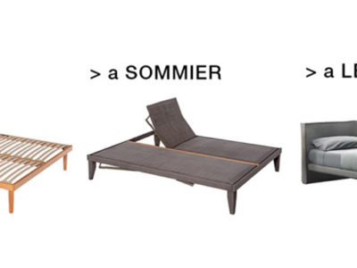 LETTO SIMPLY BED
