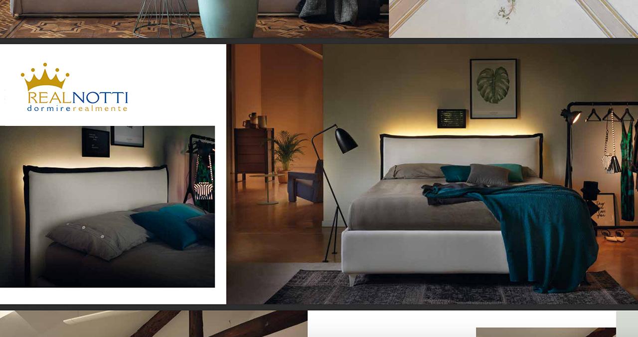 Novità per la testata del letto: retroilluminata o musicale, quale ...